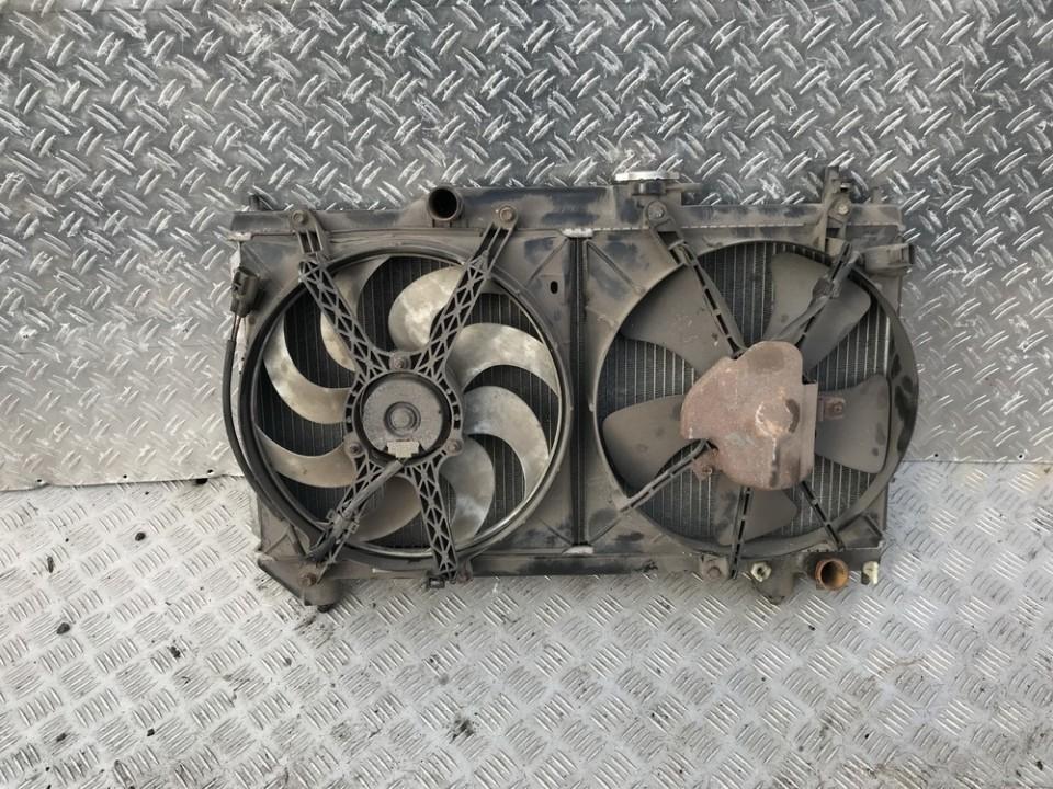 Vandens radiatorius (ausinimo radiatorius) used used Toyota AVENSIS 2003 1.8