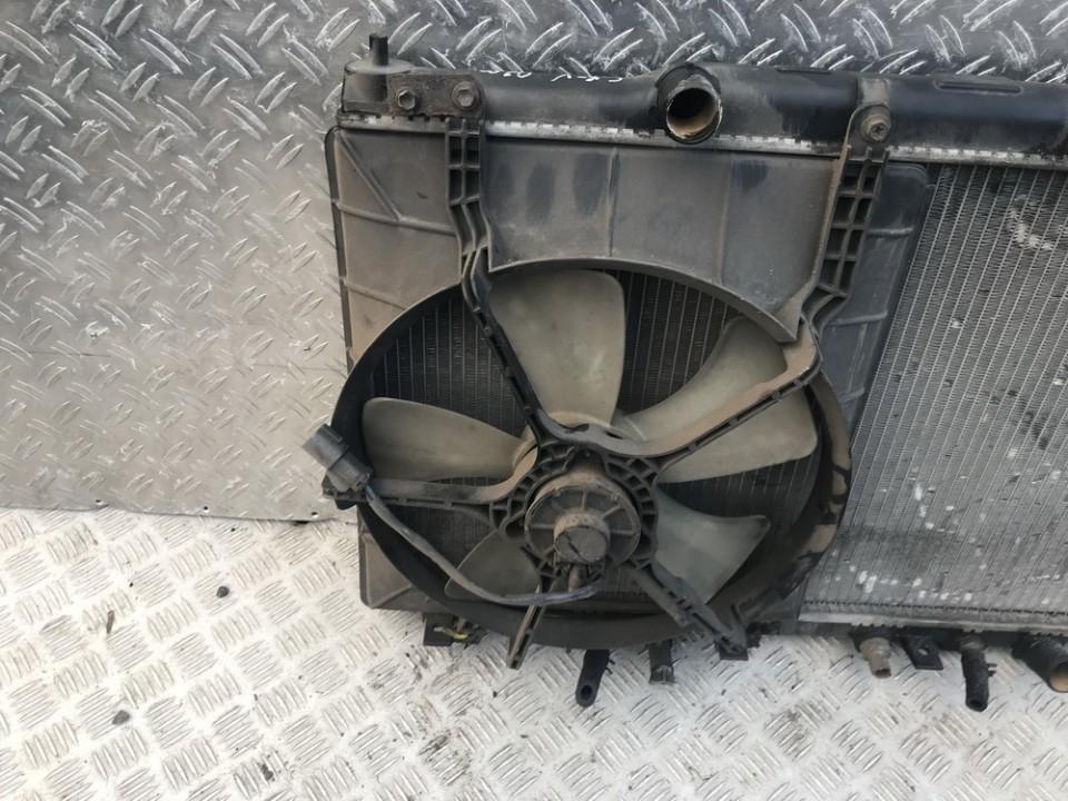Diffuser, Radiator Fan used used Honda CR-V 2005 2.2