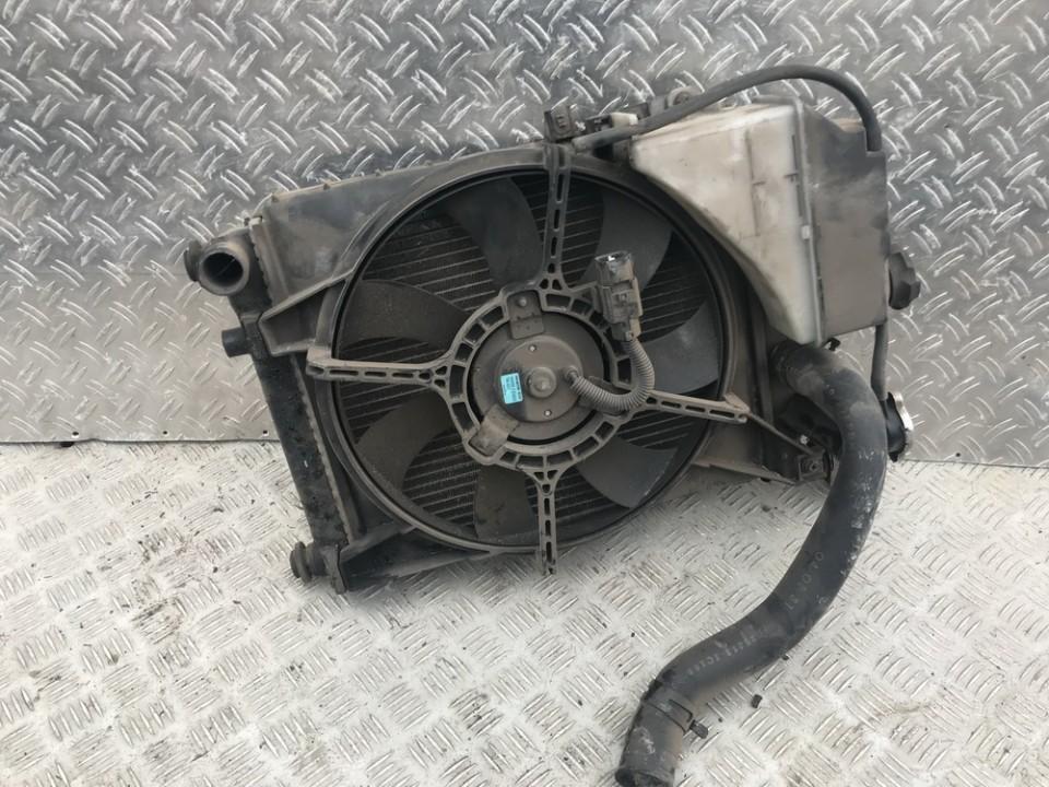 Hyundai  Getz Radiator-Water Cooler