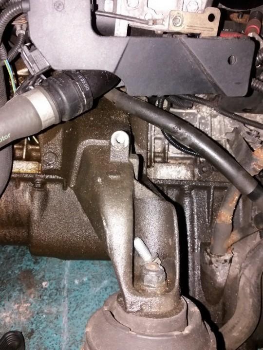 Engine Mount Bracket and Gearbox Mount Bracket 21111094697 21.11-1094697 BMW 3-SERIES 2002 1.8