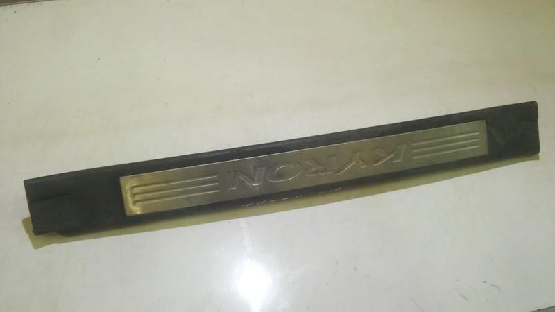 Накладка порога (внутренняя) левый передний 7726009000 77260-09000 SsangYong KYRON 2005 2.0