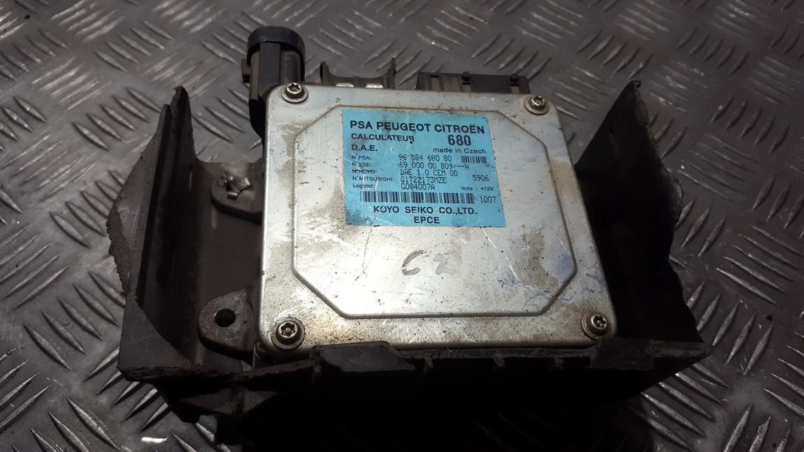 Блоки управления Насос гидроусилителя Citroen C3 2004    0.0 9658468080