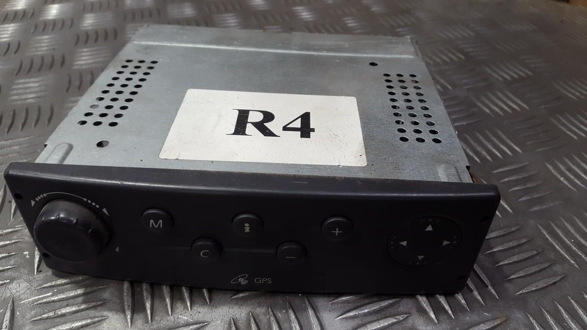 навигация CD-чейнджер Renault Laguna 2003    0.0 8200163078A