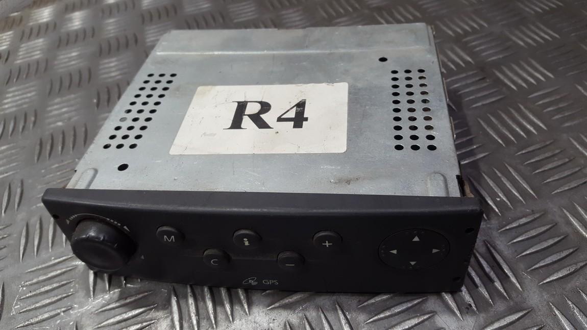 навигация CD-чейнджер Renault Laguna 2002    0.0 8200163078A