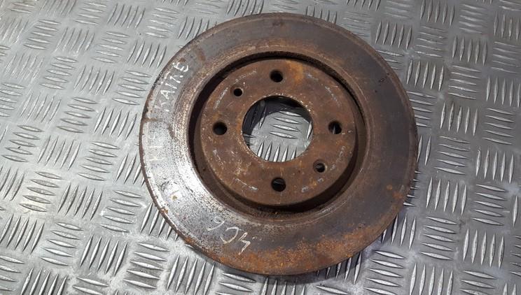 Priekinis stabdziu diskas used used Peugeot 406 1998 2.1