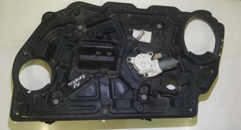 Duru lango pakelejas P.D. 05155522aa used Chrysler SEBRING 2009 2.0