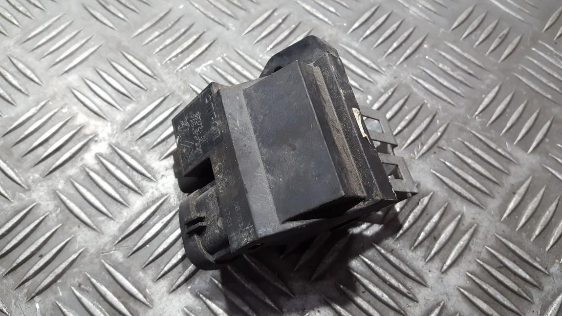 Блок управления вентилятором Peugeot 207 2008    0.0 9662872380