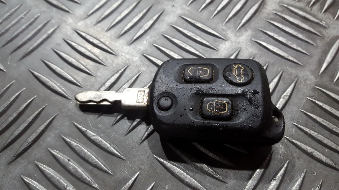 Ключ Зажигания Peugeot 607 2002    0.0 used