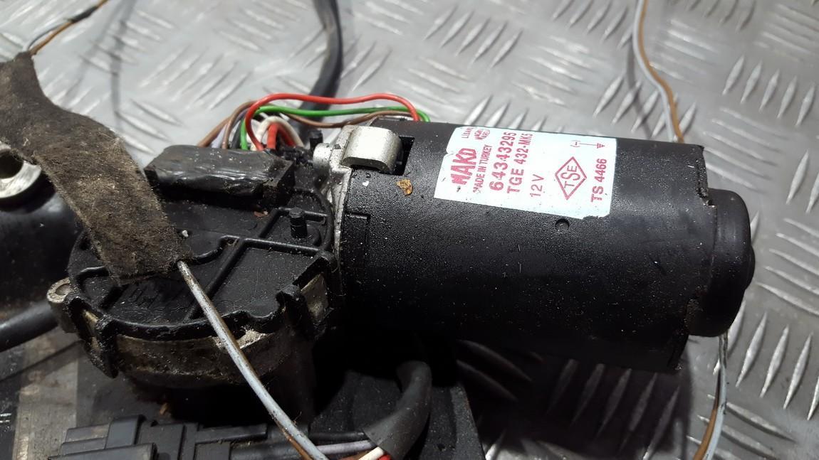 Priekinis langu valytuvu varikliukas 64343295 used Dacia LOGAN 2008 1.5
