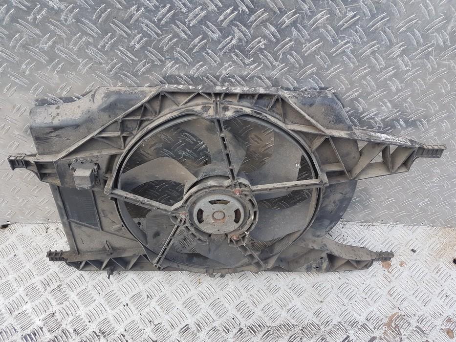 Renault  Laguna Difuzorius (radiatoriaus ventiliatorius)