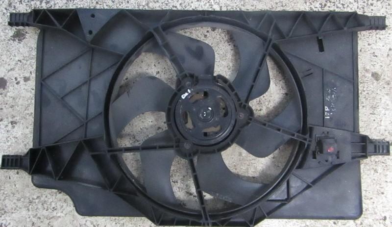 Diffuser, Radiator Fan Renault Laguna 2002    1.9 8200231756