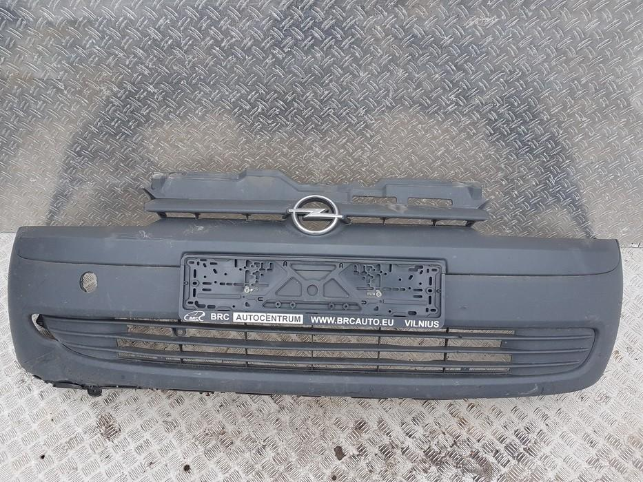 Bamperis P. used used Opel COMBO 1999 1.7