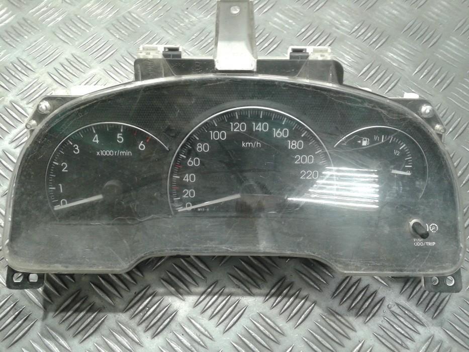 Spidometras - prietaisu skydelis 8380044530 83800-44530, 1575104660, 157510-4660 Toyota AVENSIS VERSO 2005 2.0