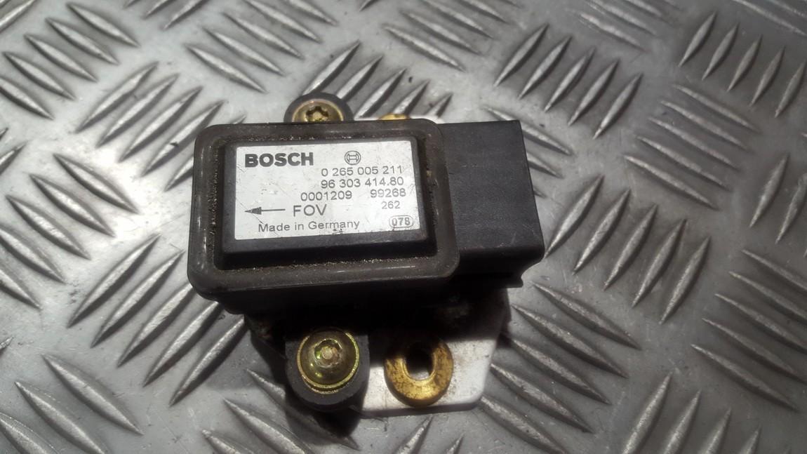 Датчик ESP Peugeot 607 2004    3.0 0265005211
