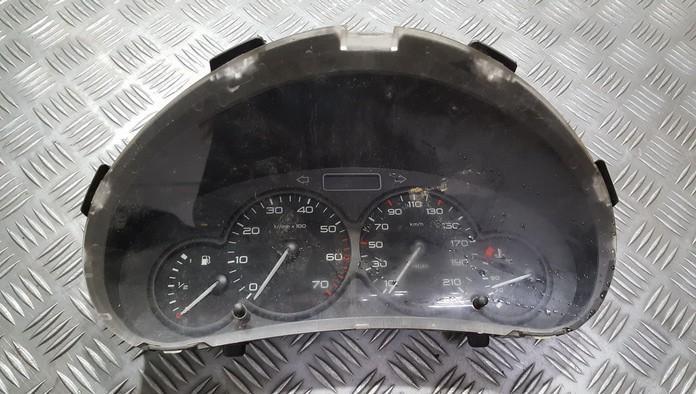 Щиток приборов - Автомобильный спидометр 9662745180 NENUSTATYTA Peugeot PARTNER 2005 2.0