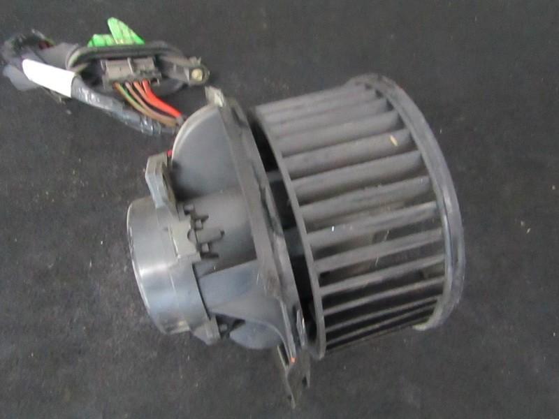 Вентилятор салона Renault Laguna 2003    1.9 52488124