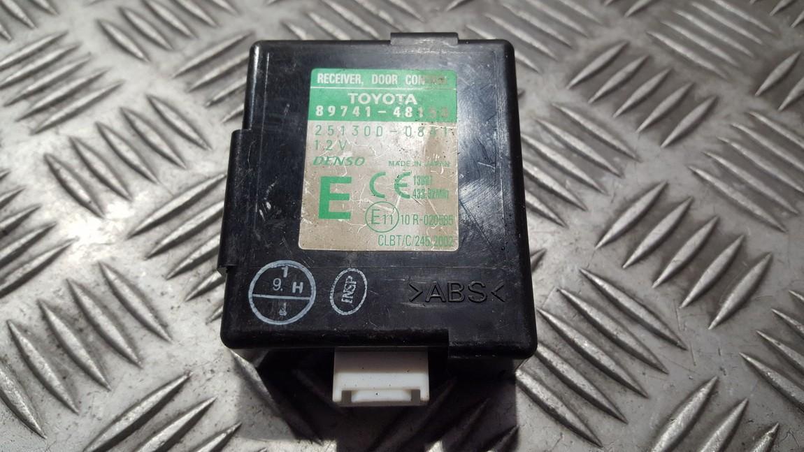 Блок управления двери Lexus RX - CLASS 2005    0.0 8974148150