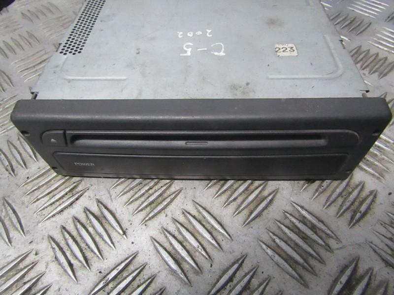навигация CD-чейнджер Citroen C5 2002    1.6 964420168000