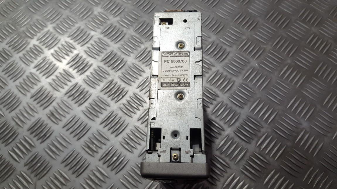 навигация CD-чейнджер BMW 5-Series 2000    0.0 PC5000/00