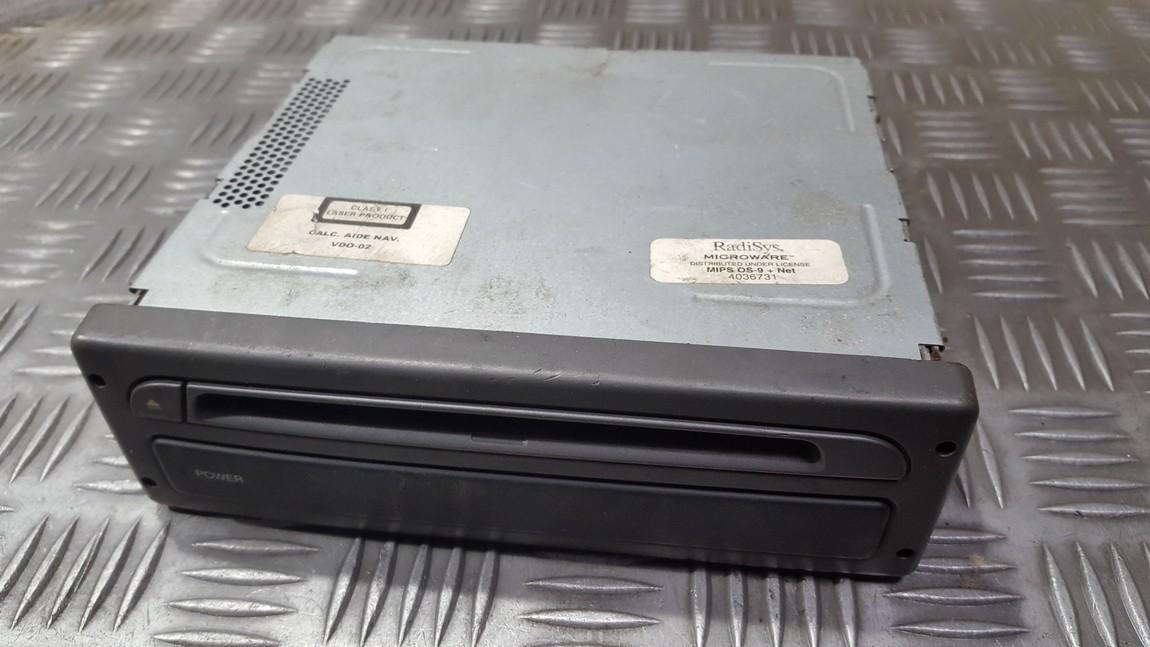 CD player NAVIGATION Peugeot 607 2002    0.0 964795608000