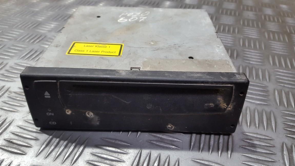 CD player NAVIGATION Peugeot 607 2003    0.0 9631261780