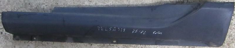 Plastmasinis slenkstis kairys 8200052049e used Renault VEL SATIS 2002 2.0
