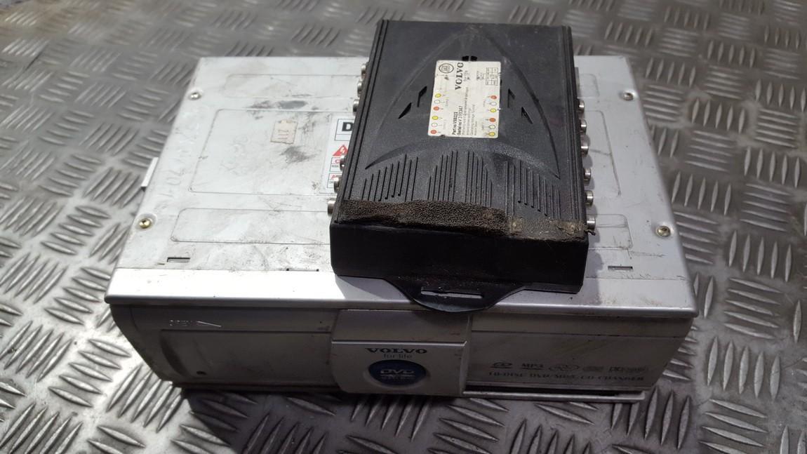навигация CD-чейнджер Volvo XC 90 2004    0.0 VSB2X2