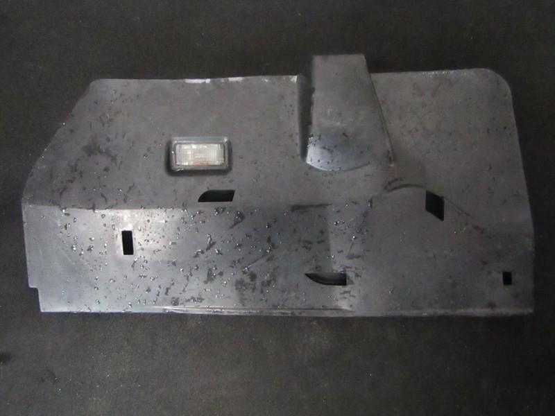 Salono apdaila (plastmases) 7l6815174c used Volkswagen TOUAREG 2003 2.5