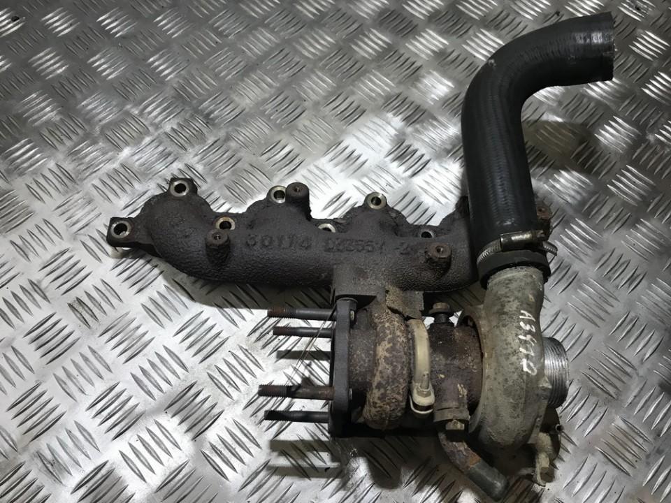 Turbina D3355Y2 D3355Y-2,  Opel ASTRA 1995 1.7
