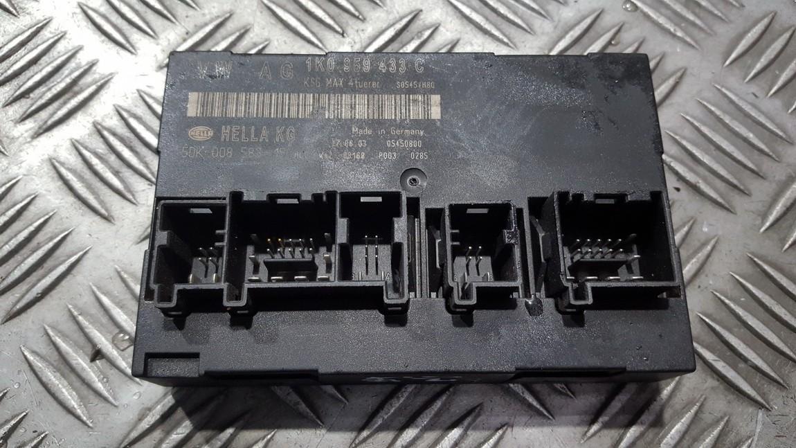 Блок комфорта Volkswagen Touran 2003    0.0 1K0959433C