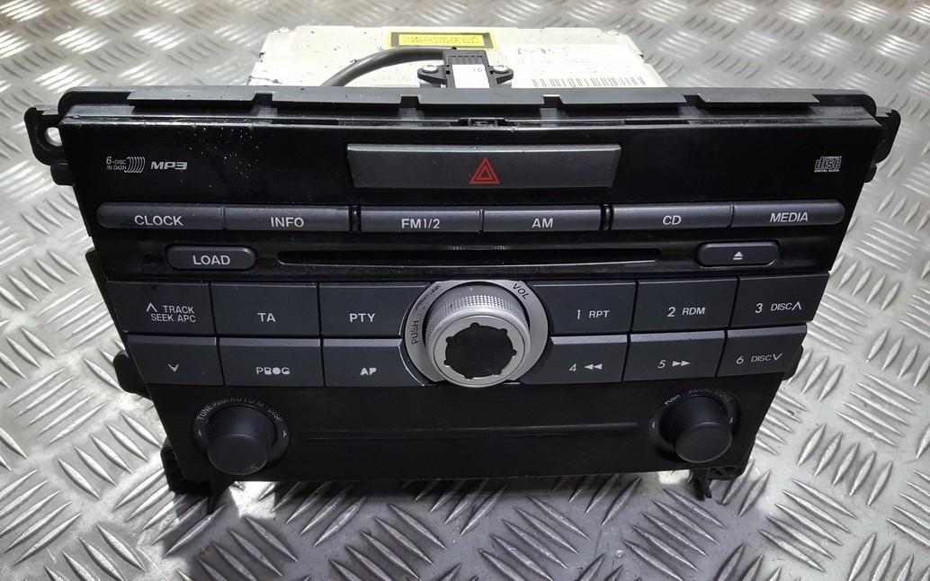 Automagnetola 14795137 07F1B1729320 Mazda CX-7 2009 2.3