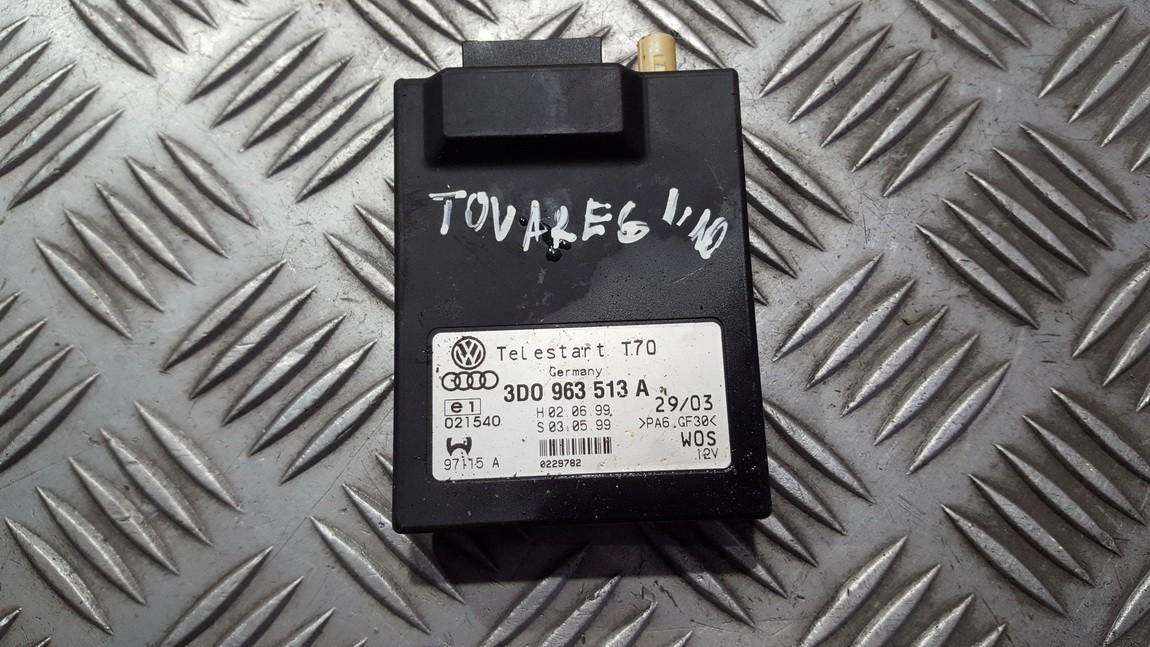 Kiti kompiuteriai 3D0963513A USED Volkswagen PHAETON 2003 4.2