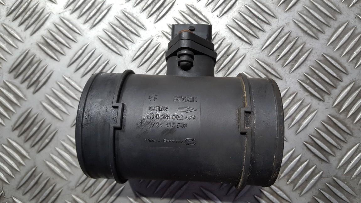 Расходомер воздуха Opel Vectra 2004    2.2 24437503