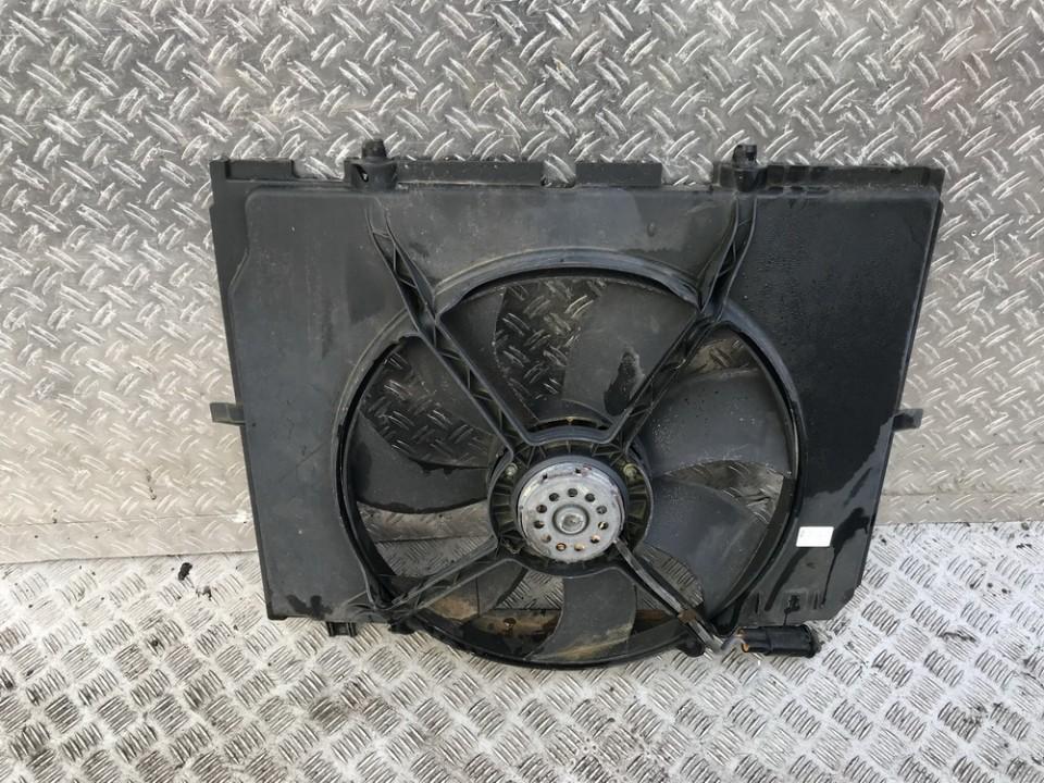 Diffuser, Radiator Fan Mercedes-Benz E-CLASS 1998    2.2 a0015003093