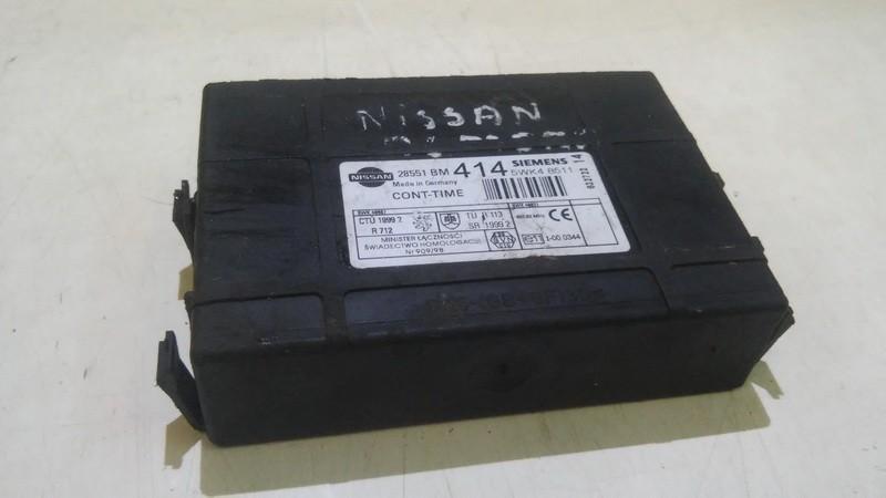 Блок комфорта Nissan Almera 1998    1.8 28551bm414