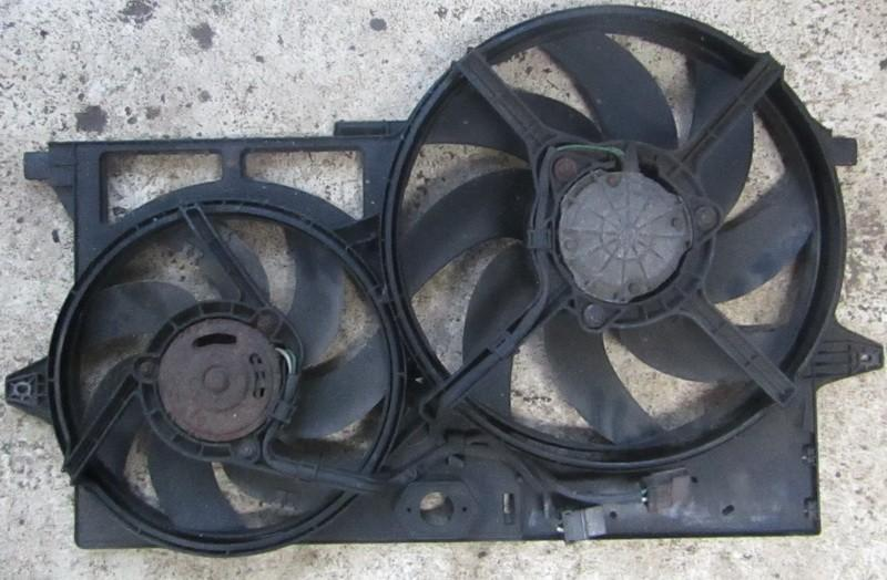 диффузор (вентилятор радиатора) Peugeot Expert 2001    1.9 8240141
