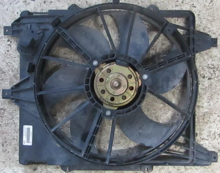 диффузор (вентилятор радиатора) Renault Clio 2000    1.9 9020938