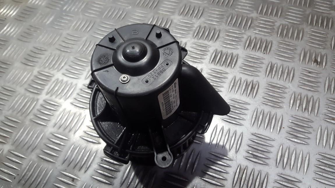 Вентилятор салона Peugeot 307 2007    0.0 B9506