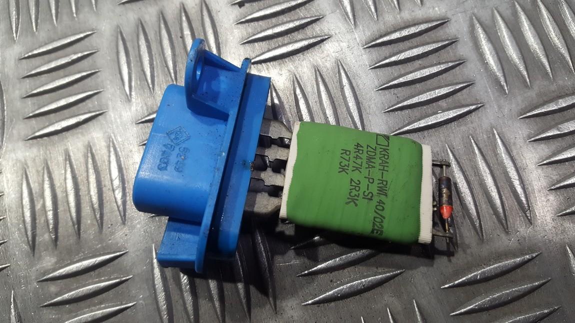 Резистор отопителя Renault Vel Satis 2004    2.0 4R47K2R3K