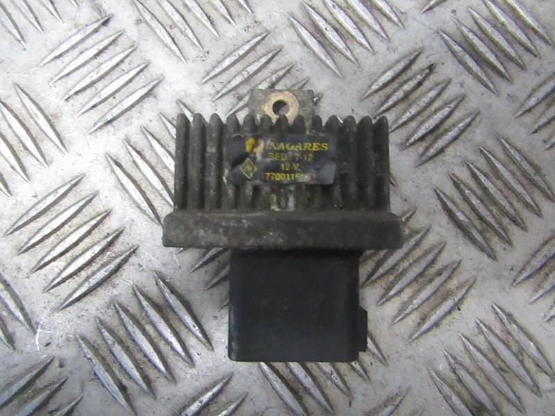 блок управления свечами накаливания Renault Espace 1993    2.0 USED