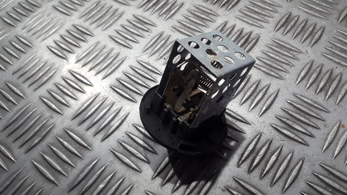 Резистор отопителя Citroen C4 2006    2.0 F2098