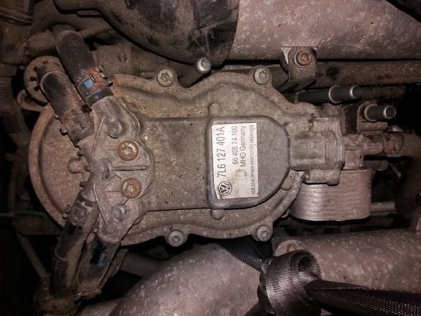 Фильтр топливный Volkswagen Touareg 2003    5.0 7L6127401A