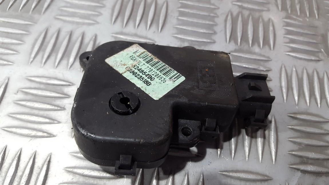 Электродвигатель заслонки отопителя Renault Laguna 2003    2.2 52485400