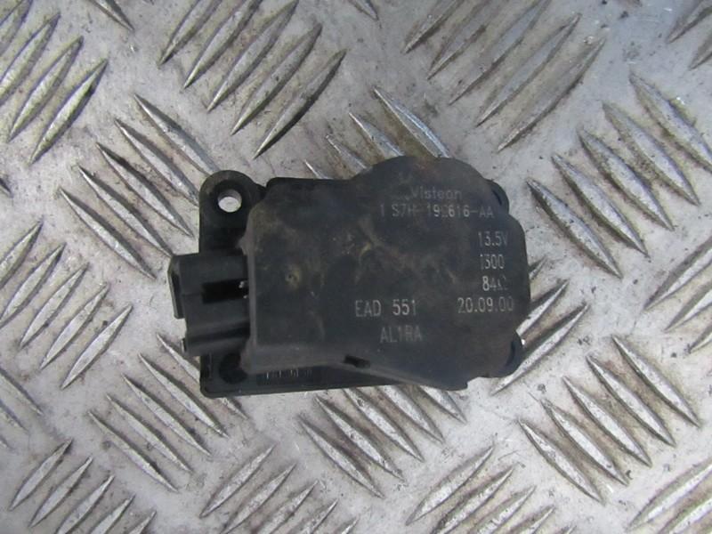 Электродвигатель заслонки отопителя Ford Mondeo 2001    1.8 1s7h19e616aa