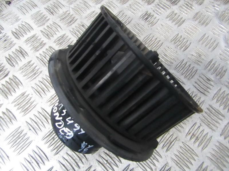 Salono ventiliatorius 93bw18515ab 93bw-18515-ab Ford MONDEO 1999 1.6