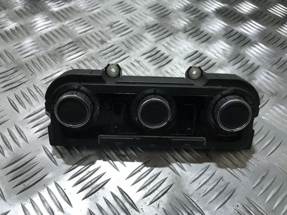 Peciuko valdymas 3c8907336zju 5hb009751-00 Volkswagen GOLF 1995 1.9