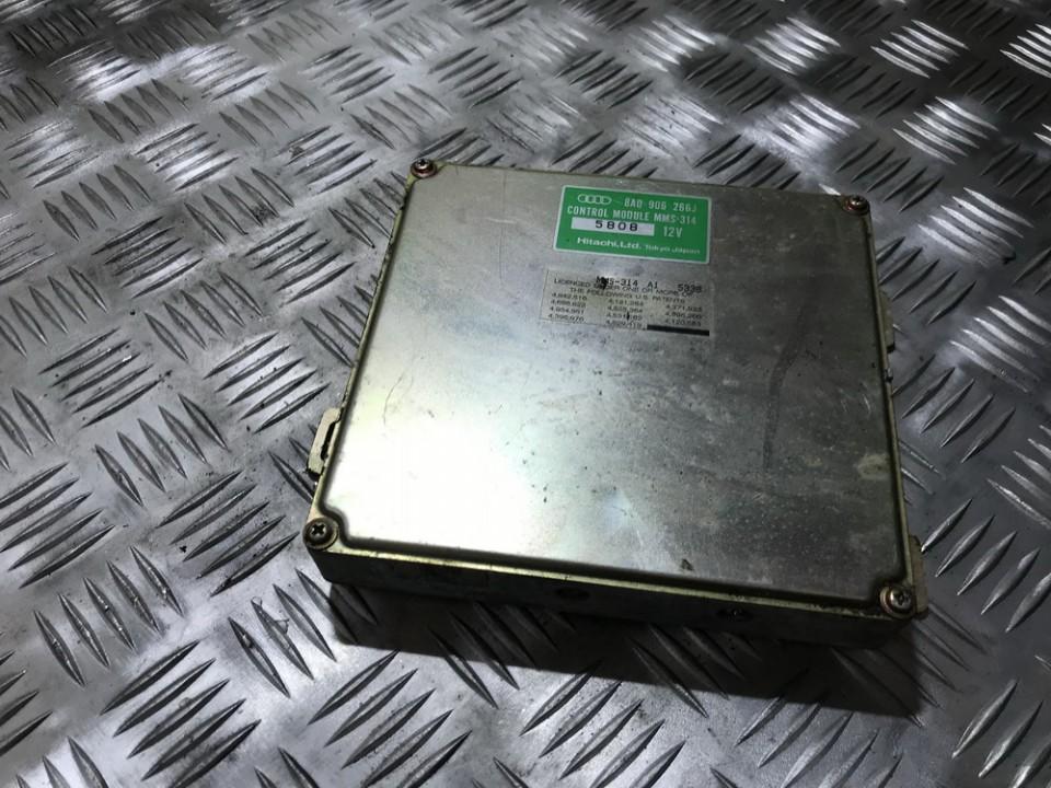 Variklio kompiuteris 8a0906266j mms-314, 5808 Audi A6 1996 2.6
