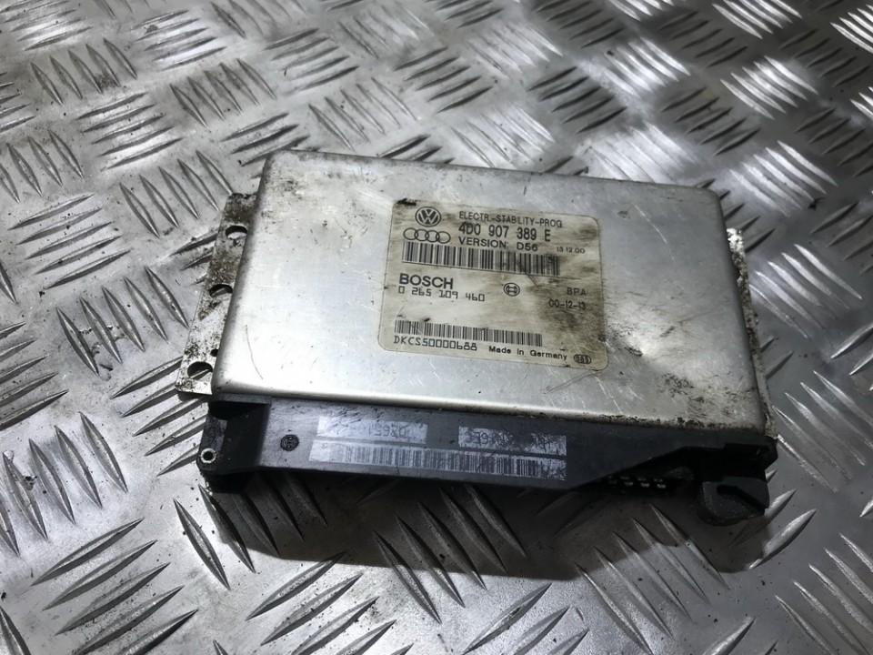 ESP Control Unit Audi A8 1996    4.2 4d0907389e