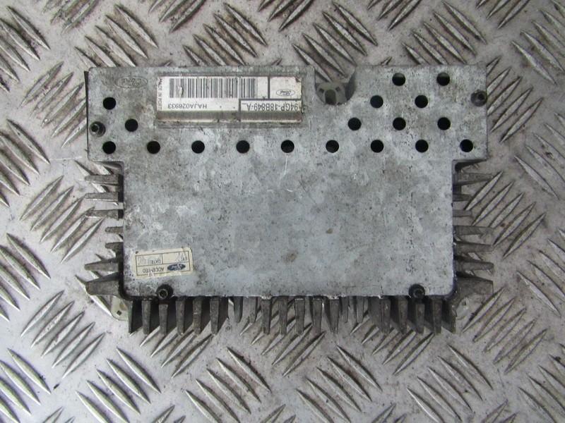 Блок управления АБС Ford Galaxy 1998    1.9 94gp18b849a