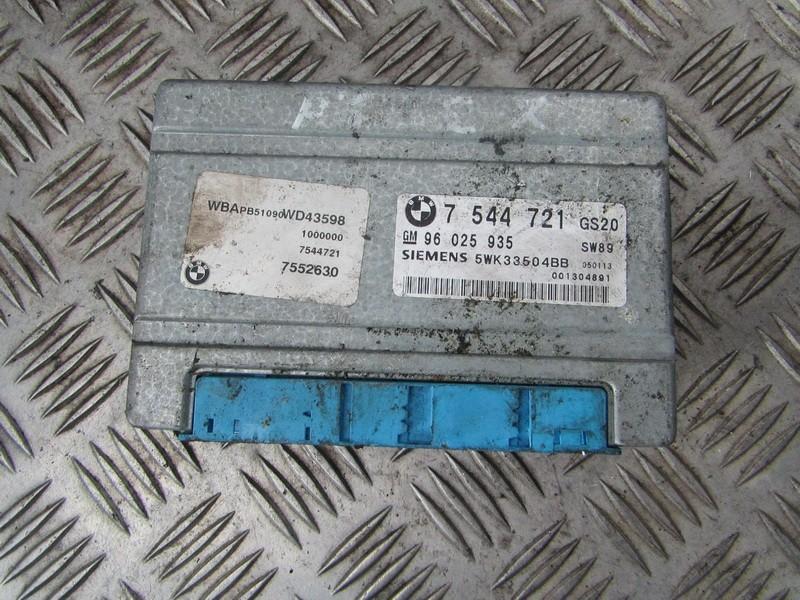 Блок АКПП BMW X3 2005    3.0 7544721
